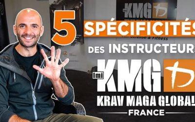 5 Spécificités des Instructeurs KMG France
